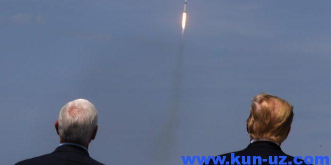 «Ҳали инсон ракеталаримизда Марсга парвоз қилади» — SpaceX'нинг бош мақсади