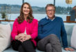 190213 -- KIRKLAND U.S., Feb. 13, 2019  -- Photo provided by Bill & Melinda Gates Foundation shows that Bill Gates R and Melinda Gates pose for a photo after annotating the 2019 annual letter in Kirkland, Washington, the United States, on Jan. 8, 2019. Bill and Melinda Gates released their 2019 annual letter on Feb. 12 and a video speech was exclusively broadcast via . Bill Gates, co-chair of the Bill & Melinda Gates Foundation, said Tuesday that exciting progress against poverty and disease around the world has been made in 2018, and China has been a major contributor to this progress. Bill Gates has called for strengthened investment in innovation in key areas so that related industries can continue to develop without worsening climate change. In their 2019 annual letter, Bill and Melinda Gates shared nine things that have surpr PUBLICATIONxNOTxINxCHN
