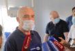 Репортаж: Зангиота туманида коронавирус беморлари учун курилган махсус шифохона очилди