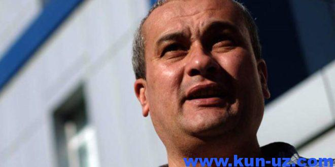 HRW Бишкекдан Бобомурод Абдуллаевни Тошкентга экстрадиция килмасликка чакирмокда