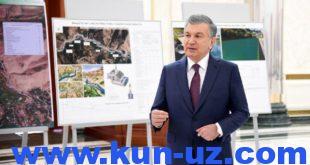 В Бостанлыкском районе создадут международный курорт