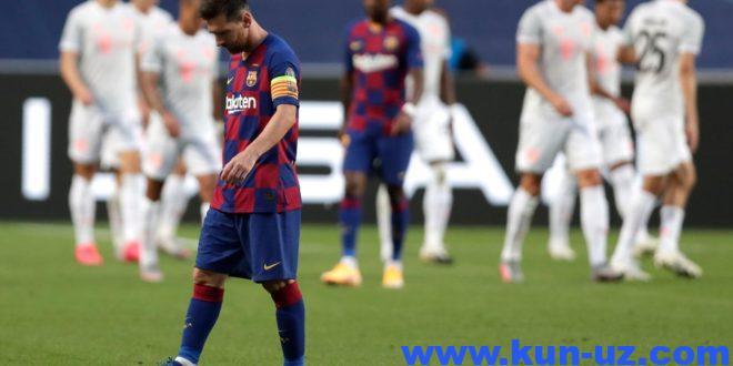 """Тизимсизлик. """"Барселона""""ни қутқариши мумкин бўлган 4 гол ҳақида"""