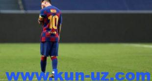 Месси «Барселона»дан кетмоқчи. Бу сафар жиддий