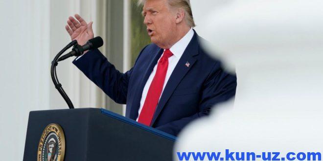 Трамп обвинил Пентагон в стремлении к войнам ради обогащения предприятий ВПК