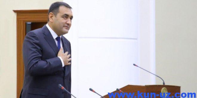 Фаргона вилояти хокими Хайрулло Бозоров: «Наманган халкига таъзим киламан»