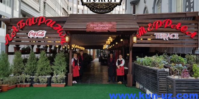 Dushanbedagi eng yaxshi restoran – Tojikiston