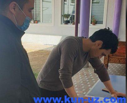 Туйини Tashkent City'да утказган Вохиджон Исоковга 4,5 млн сум жарима ёзилди. «Аввалги жарима» нотугри булиб чикди