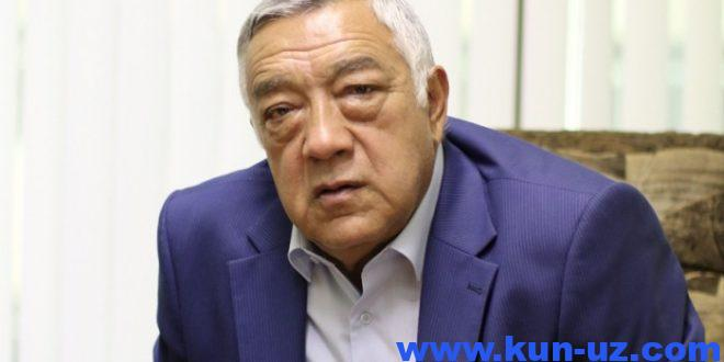 Ёдгор Саъдиев Ўзбек Миллий академик драма театри директори этиб тайинланди
