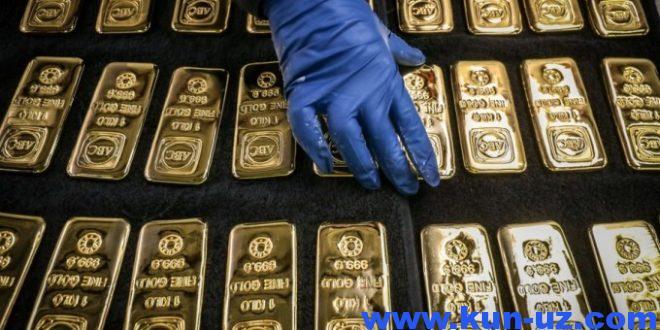 Марказий банк раиси Узбекистон «куп олтин сотиб юборгани» хакидаги гапларга муносабат билдирди
