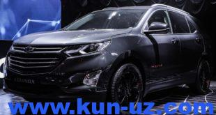 UzAuto Motors Equinox устига 47 фоиз нарх қўйиб сотаётгани маълум бўлди