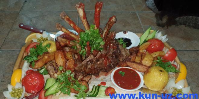 Узбекские лучщие блюда — фото с описанием