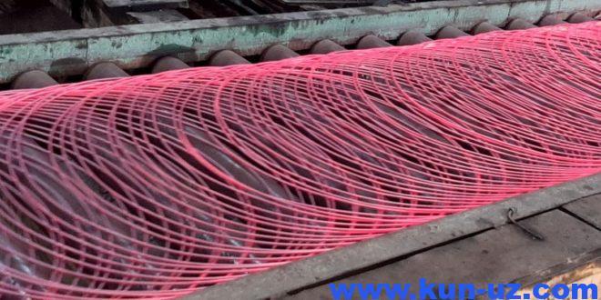 Tojikistonning temir-metallurgiya zavodi