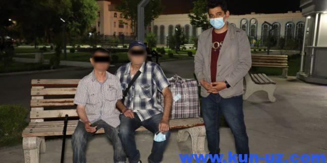 Rossiyaga ketib, 18 yil bedarak yuqolgan Uzbekiston fuqarosi vatanga qaytarildi